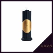 저온초 왁스 캔들 블루 | UPKO