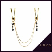 왕관 체인 니플 클램프 | UPKO